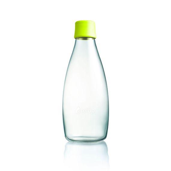 Wiederverwendbare Wasserflasche mit Verschluss - 0,8 Liter - Bild 14