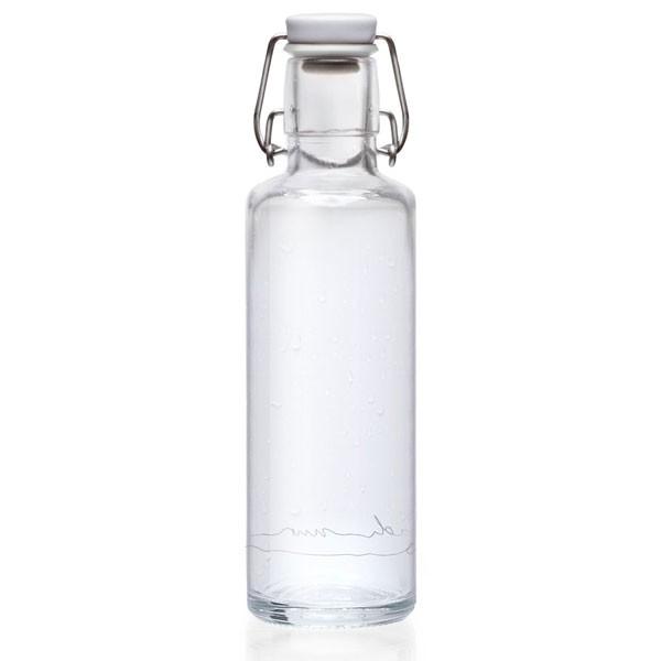 trinkflaschen aus bruchsicherem glas