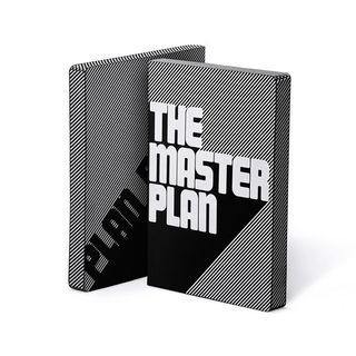 Notizbuch Graphic L – The master plan