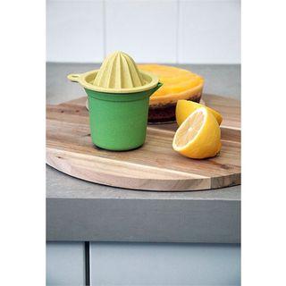"""Zitronenpresse """"Squeeze-Inn Pot"""" - aus Bambusfasern und Mais"""