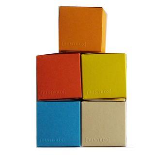 Würfelschachtel-Set Colour Cube Summer klein