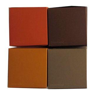 Würfelschachtel-Set Colour Cube Autumn mittelgroß