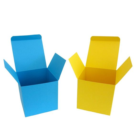Würfelschachtel-Set Colour Cube Summer groß - Bild 2