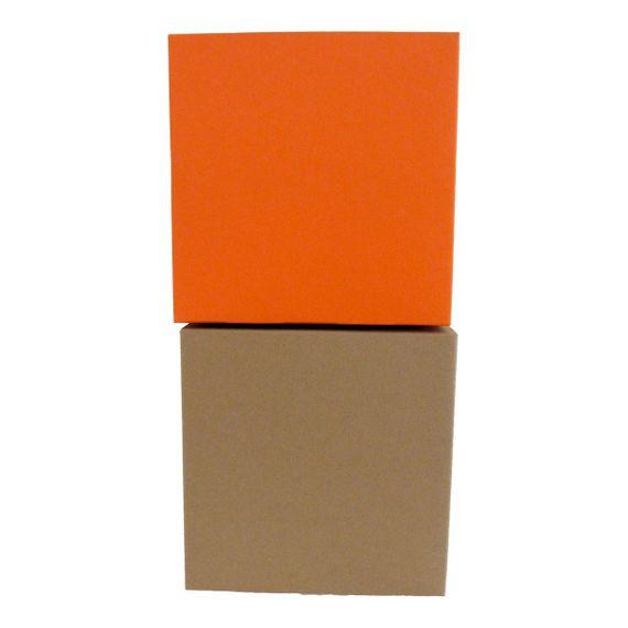 Würfelschachtel-Set Colour Cube Autumn groß - Bild 1