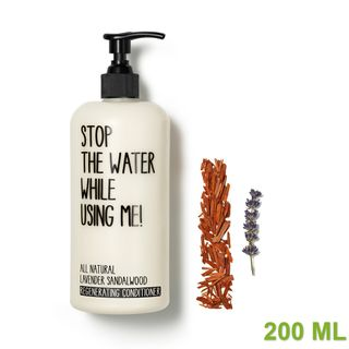 All Natural Lavender Sandalwood Regenerating Conditioner 200ml
