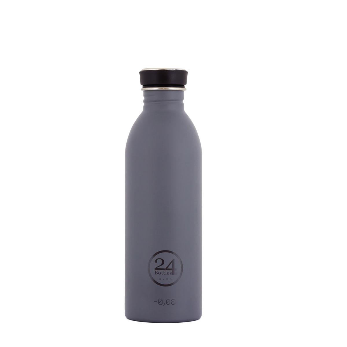 Trinkflasche aus Edelstahl*