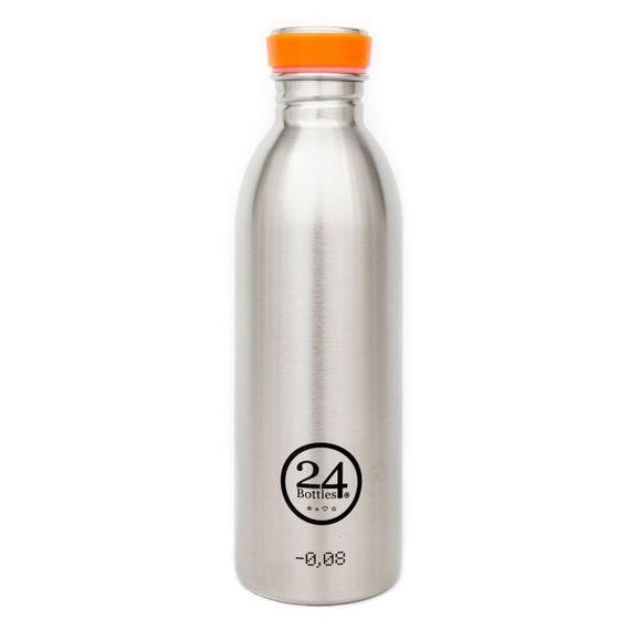 """Trinkflasche """"Urban Bottle"""" aus Edelstahl 500 ML - Bild 3"""