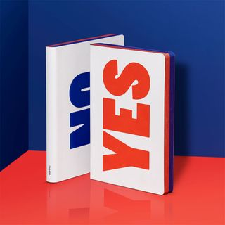 Notizbuch Graphic L – Yes - No