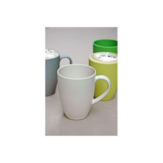 "Kaffeebecher ""Lean Back Mug"" aus Bambusfasern und Mais - Bild 9"