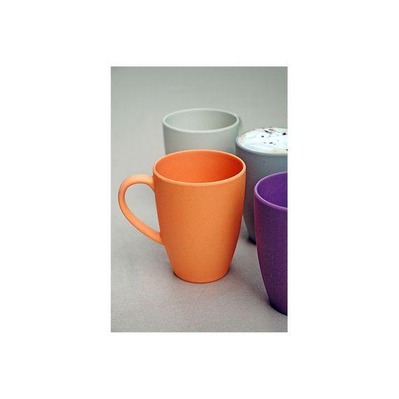 "Kaffeebecher ""Lean Back Mug"" aus Bambusfasern und Mais - Bild 12"