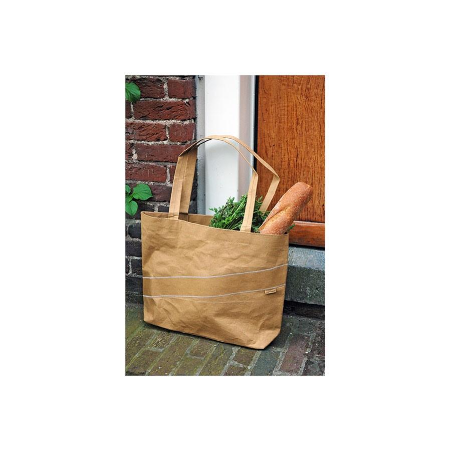 """Shopper """"Cruiser Bag"""" aus waschbarem Papier von zuperzozial"""