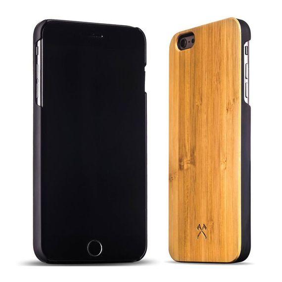 EcoCase Classic aus Bambus für iPhone 6 Plus, 6s Plus und 7 Plus - Bild 1