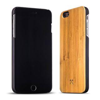 EcoCase Classic aus Bambus für iPhone 6 Plus, 6s Plus und 7 Plus Größe: iPhone 6 Plus & 6s Plus