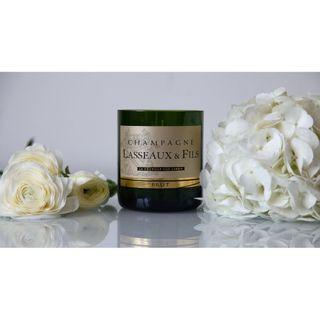 "Duftkerze ""Champagne Lasseaux Gold Candle"""