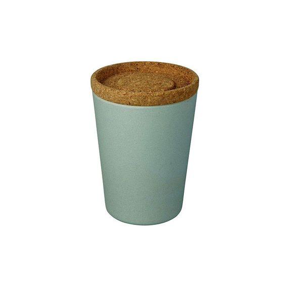 """Vorratsdose """"Store & Stack"""" mit Korkdeckel - Large - aus Bambusfasern und Mais - Bild 11"""