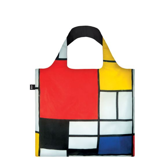 Eco-Shopper Piet Mondrian Composition - Bild 1