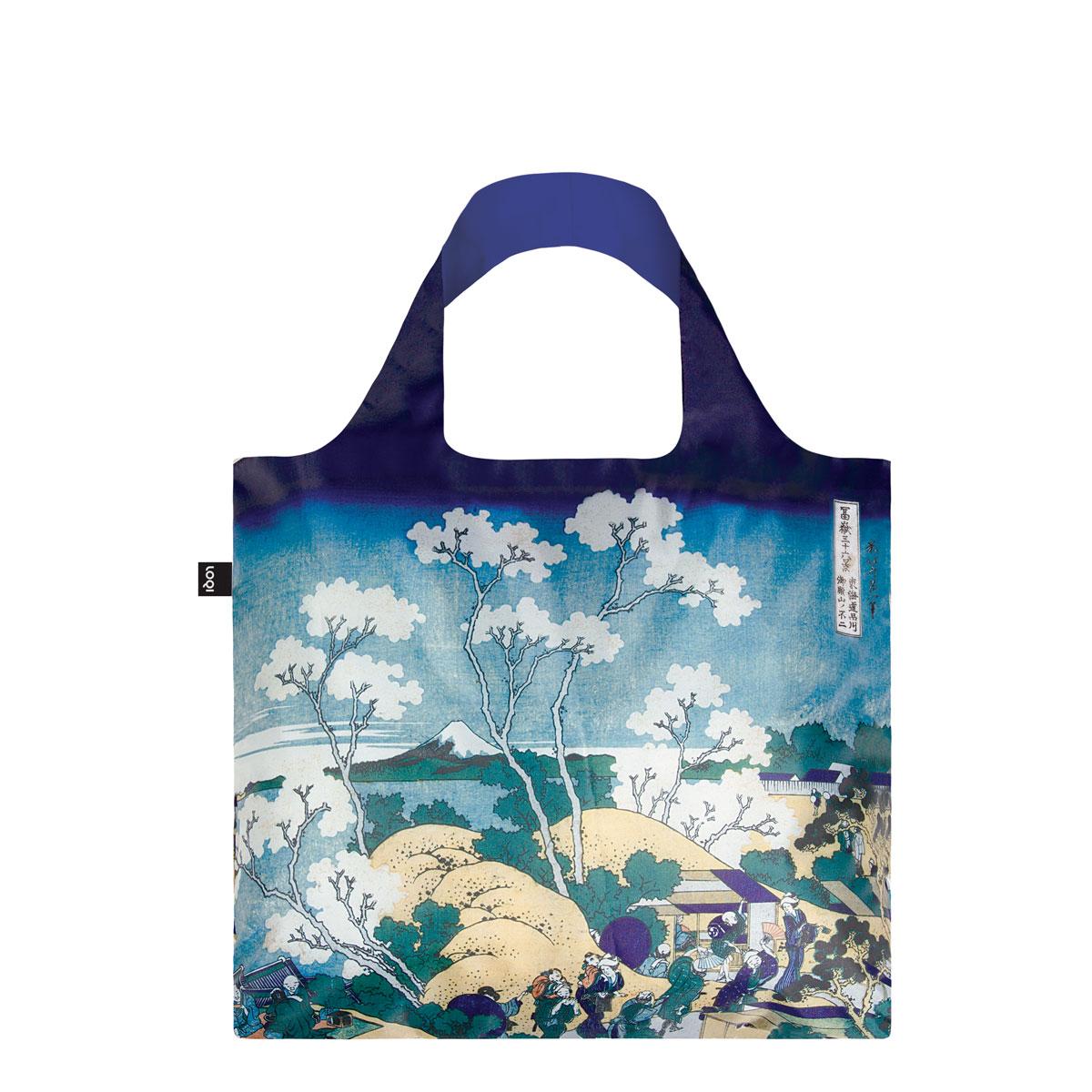 Eco-Shopper Hokusai Mt. Fuji von LOQI