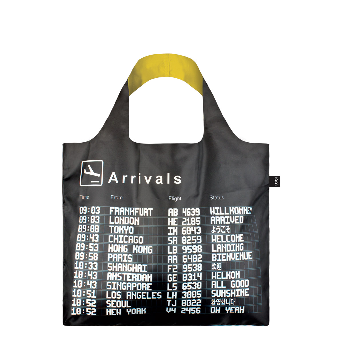 Eco-Shopper AIRPORT Arrivals von LOQI