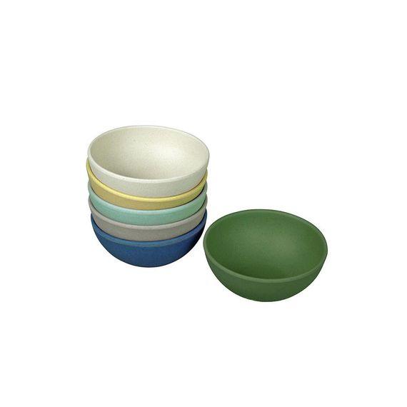 """Kleine Schalen """"Tasty Treats"""" im 6er Set - aus Bambusfasern und Mais - Bild 12"""