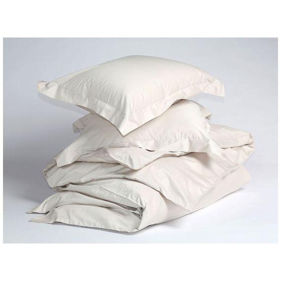 Bettwäscheset 200 x 220cm mit 2 Kissenbezügen 80x80cm aus Baumwollsatin - Bild 12