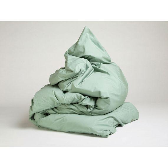 Bettwäscheset 200 x 220cm mit 2 Kissenbezügen 80x80cm aus Perkalbaumwolle - Bild 11