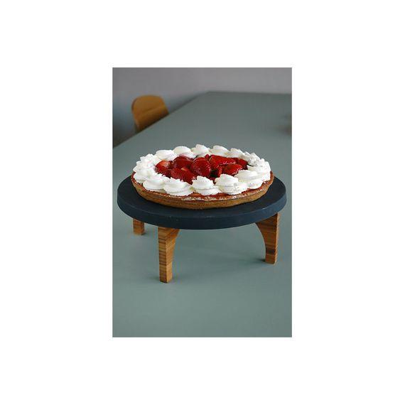 """Tortenplatte """"High Pie"""" - aus Bambusfasern und Mais - Bild 4"""