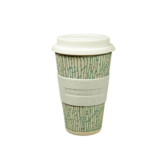 "Coffee to-go Becher ""Cruising Travel Mug DNA"" - aus Bambusfasern und Mais - Bild 2"