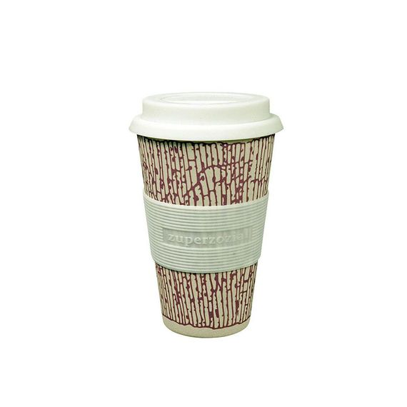 "Coffee to-go Becher ""Cruising Travel Mug DNA"" - aus Bambusfasern und Mais - Bild 7"