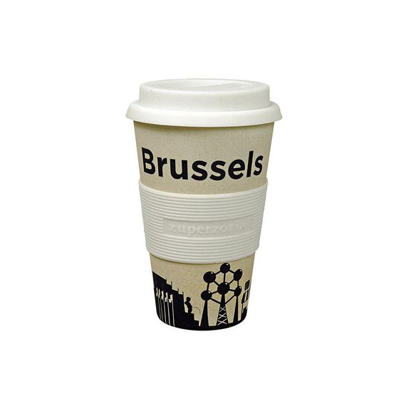 "Coffee to-go Becher ""Cruising Travel Mug City"" - aus Bambusfasern und Mais - Bild 9"
