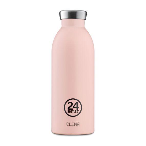 """Isolierte Trinkflasche """"Clima Bottle"""" aus Edelstahl 500 ML - Bild 24"""