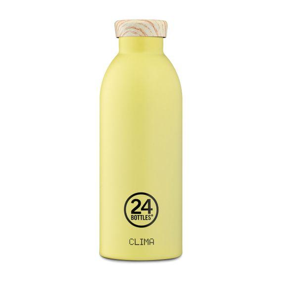 """Isolierte Trinkflasche """"Clima Bottle"""" aus Edelstahl 500 ML - Bild 26"""