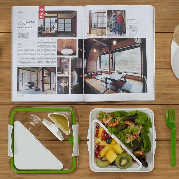 "Auslaufsichere Lunchbox ""Box Appetit"" inkl. Gabel - Bild 9"