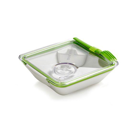"Auslaufsichere Lunchbox ""Box Appetit"" inkl. Gabel - Bild 2"