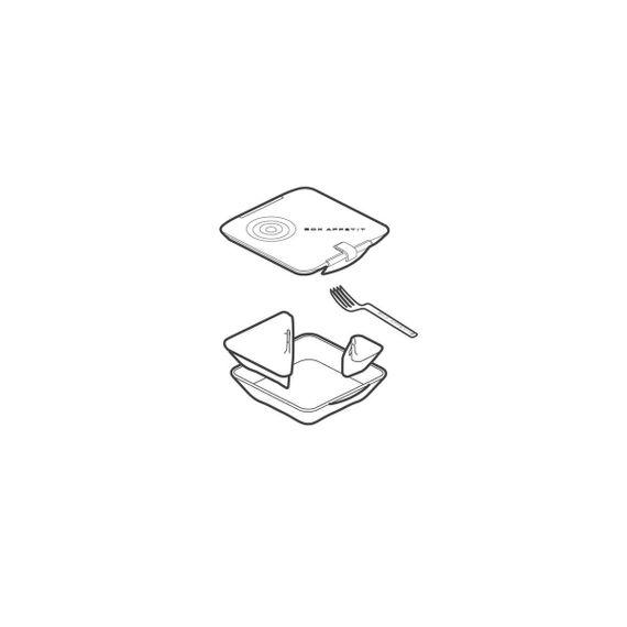 "Auslaufsichere Lunchbox ""Box Appetit"" inkl. Gabel - Bild 10"