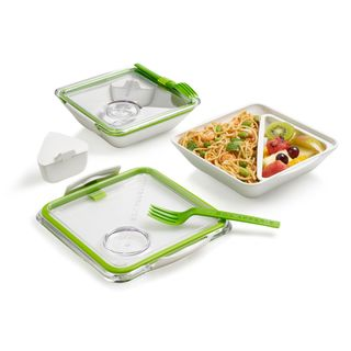 "Auslaufsichere Lunchbox ""Box Appetit"" inkl. Gabel"