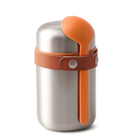 """Thermobehälter / Isolierte Suppendose """"Food Flask"""" aus Edelstahl - Bild 3"""