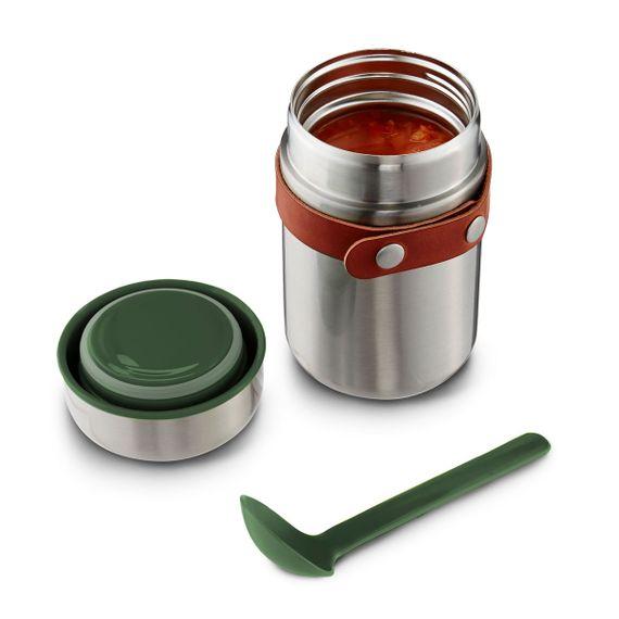 """Thermobehälter / Isolierte Suppendose """"Food Flask"""" aus Edelstahl - Bild 2"""