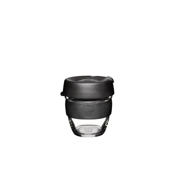 Coffee to go Becher aus Glas - Brew - Small 227ml - Bild 2