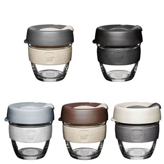 Coffee to go Becher aus Glas - Brew - Small 227ml
