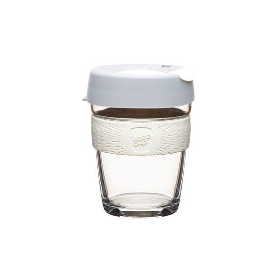 Coffee to go Becher aus Glas - Brew - Medium 340ml - Bild 4
