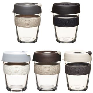 Coffee to go Becher aus Glas - Brew - Medium 340ml
