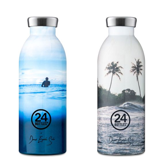 "Isolierte Trinkflasche ""Clima Bottle Reef Collection"" aus Edelstahl 500 ML - Bild 1"