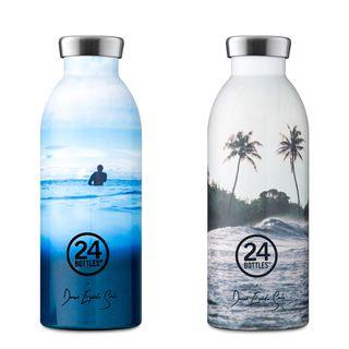 """Isolierte Trinkflasche """"Clima Bottle Reef Collection"""" aus Edelstahl 500 ML"""