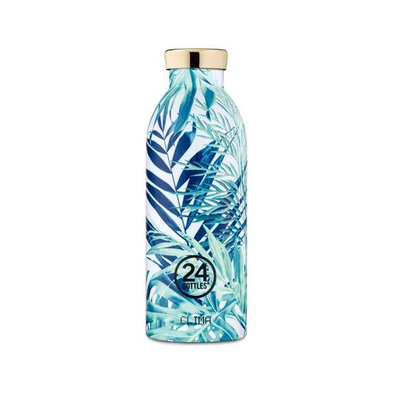 """Isolierte Trinkflasche """"Clima Bottle Print"""" aus Edelstahl 500 ML - Bild 5"""