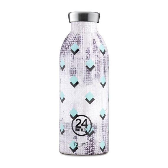 """Isolierte Trinkflasche """"Clima Bottle Print"""" aus Edelstahl 500 ML - Bild 25"""