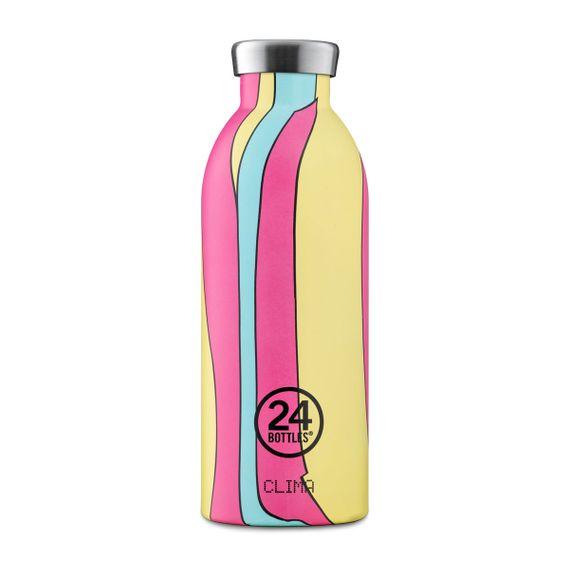 """Isolierte Trinkflasche """"Clima Bottle Print"""" aus Edelstahl 500 ML - Bild 13"""