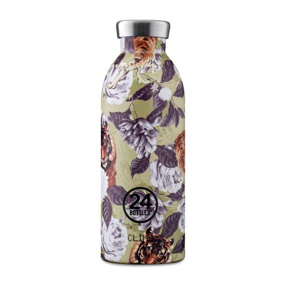 """Isolierte Trinkflasche """"Clima Bottle Print"""" aus Edelstahl 500 ML - Bild 9"""