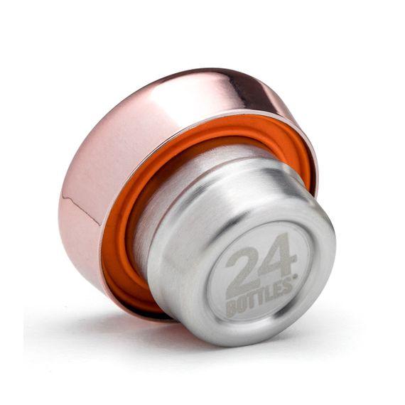Ersatzdeckel für 24bottles aus Edestahl - passend für alle 24bottles-Flaschen - Bild 3