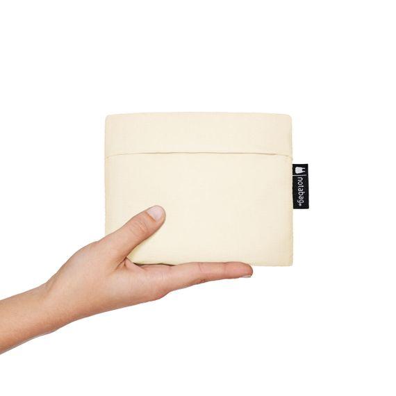 notabag Original 2in1 Tasche und Rucksack - Rose/Raw - Bild 5