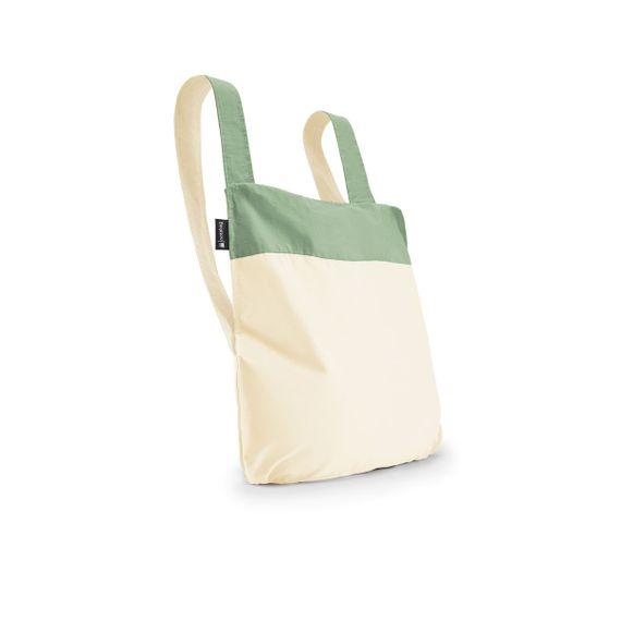 notabag Original 2in1 Tasche und Rucksack - Olive/Raw - Bild 1